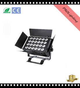 LED Stage Effect Light 24X10W RGBW 4in1 pictures & photos