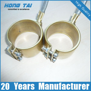 Injection Molding Machine Heaters Brass Nozzle Band Heater pictures & photos