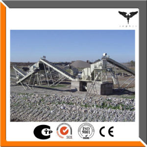 Various Productivity Double Roller Rock Breaking Machines Plant 120tph Stone Crushing Line Production pictures & photos
