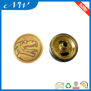 Customized Metal Snap Fasterner Snap Button pictures & photos