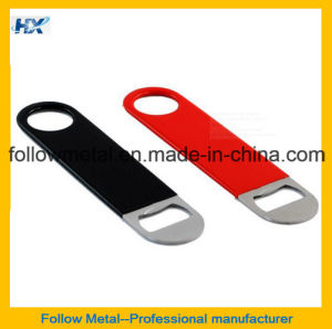 Stainless Bar Blade Opener with Silicon Cover pictures & photos