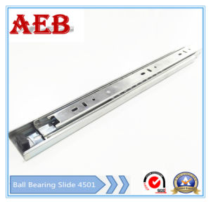 Aeb-45mm Full Extension Ball Bearing Drawer Slide pictures & photos
