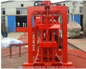 Qtj4-40b2 Concrete Block Machine Hollow Coment Brick Making Machine pictures & photos