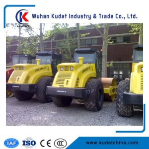 Lss212-3 Single Drum Road Roller with Sheep Foot pictures & photos