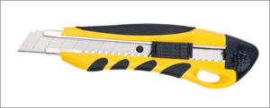 Utility Snap-off Plastic Knife Fsk-02 pictures & photos