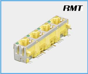 RJ45 Connector (RMT-56-31Y4Ports) pictures & photos