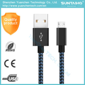 High Quality Sync and Charge Mobile Phone Micro USB Cable for Samsung Phone pictures & photos