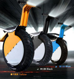 High Quality Self Balance Electric Monocycle Unicycle in Sale pictures & photos