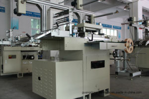 Wd350 Pinhole Positioning Automatic Die Cutting Machine pictures & photos