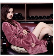 Wholesale Women Bathrobe and Hotel Women Bathrobe Model No Br101305 pictures & photos