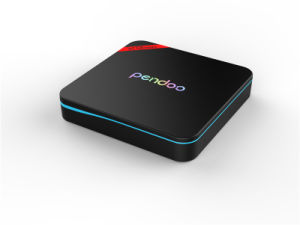 Private Model New Pendoo X9 PRO Amlogic S912 Google Android6.0 TV Box pictures & photos