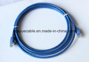 RJ45 UTP CAT6 Blue Cable/Computer Cable/ Data Cable/ Communication Cable/ Connector/ Audio Cable pictures & photos