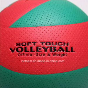 Unprecedented Hardwearing All Size Race Volleyball pictures & photos