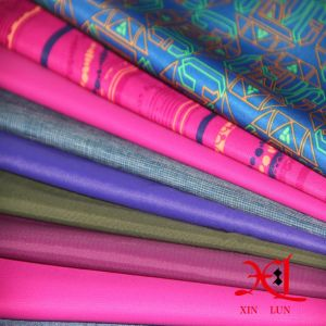Waterproof Nylon/Polyester Fabric with TPU/PU Coated for Garment/Outdoor Jacket/Ski Suit pictures & photos