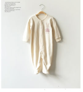 Eco-Friend Organic Cotton Romper Baby Clothing for Baby pictures & photos