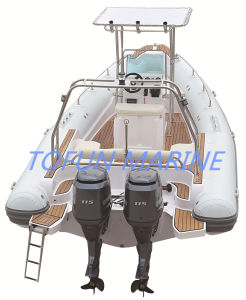 Hypalon Inflatable Rib Boat (RIB760) pictures & photos