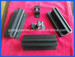 6005 T5 Aluminium Extrusion Profile Tube for Solar Rack pictures & photos