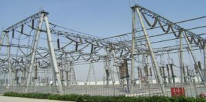 Steel Electric Power Transmission Tower with High Quality pictures & photos