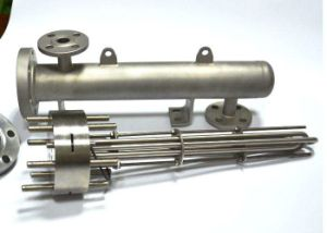 Double Tube Plate Heat Exchanger (Health - Class) pictures & photos