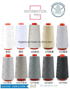 Core Spun Polyester Sewing Thread in High Quality pictures & photos