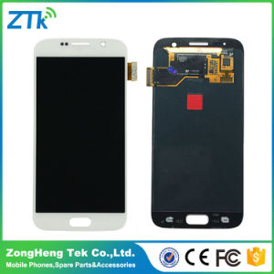 Original Phone LCD Display for Samsung Galaxy S7/S7 Edge/S6/S6 Edge Touch Screen pictures & photos