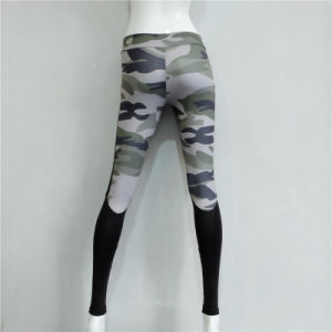 Fitness Camouflage Women Sport Leggings pictures & photos