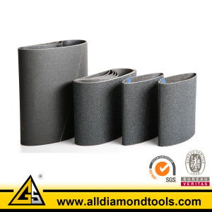 Dry Use Aluminum Oxide Sanding Belt pictures & photos