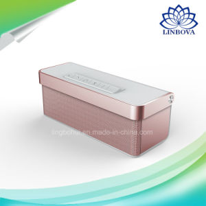 4000mAh Bluetooth TF Aux Mini Computer Speaker with Power Bank pictures & photos