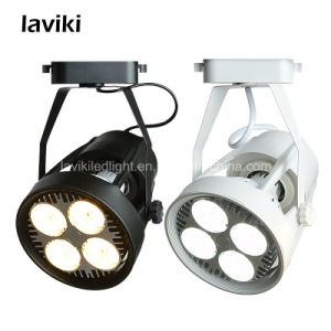 PAR30 LED Track Light 45W 35W with Sunon Cooling Fan pictures & photos