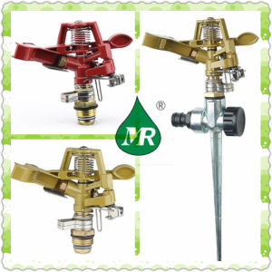 "G1/2""or 3/4 Inch Full or Part Circle, Zinc Alloy Sprinkler pictures & photos"