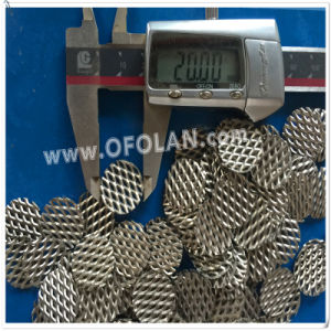 Cathode Nickel Expanded Mesh [Spot Manufacturer] pictures & photos