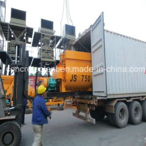 Heavy Duty Self Loading Concrete Mixer Machine pictures & photos