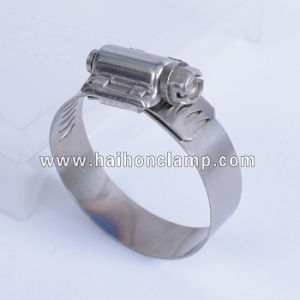 15.8mm Bandwidth Perforated Band Hose Clamp pictures & photos