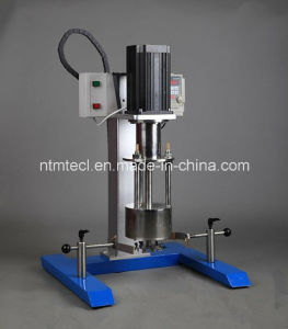 Small Batch Basket Wet Grinding Bead Mill Machine for Pesticide, Pigment, Printing Ink, Paint pictures & photos