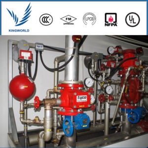 AV-1-300 Wet Alarm Control Valve Tyco Alarm Valve with Trim pictures & photos