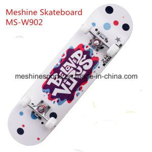 2017 New Design Professional 4 Wheel Skateboard Scooter pictures & photos