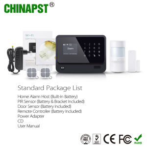 China Factory Wireless WiFi Home Security Alarm System G90b (PST-G90B) pictures & photos