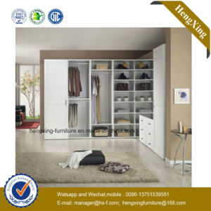 Bedroom Furniture Modern Wardrobe Wooden Wardrobe Closet (HX-LC2071) pictures & photos