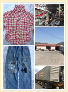 Cheap Used Clothes for Sale for Africa Market pictures & photos