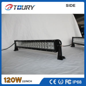 Wholesale Auto LED Light Bar 120W CREE Offroad 4WD 4X4 pictures & photos