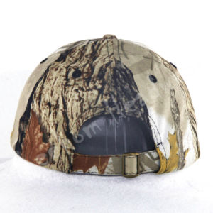 Custom Neon Fluorescence Fitted Camouflage Cap pictures & photos
