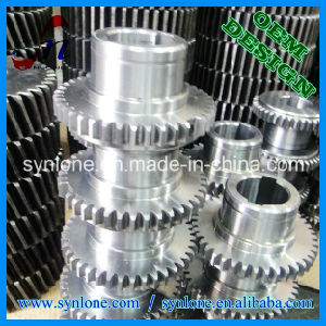 CNC Machining Steel Wheel Gear pictures & photos