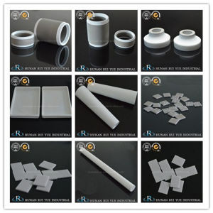 Vacuum Sintering Boron Nitride Insulator / Tube / Rod / Insulator / Customized Parts pictures & photos