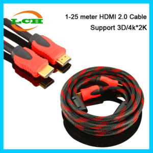 4k 2160p Colorful PVC HDMI Cable 2.0 for PS4 pictures & photos