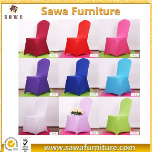 Wholesale Spandex Chair Cover White Lycra Chair Cover pictures & photos