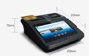 Android Touch POS Machine for Cafe Coffee Shop Jp762A pictures & photos