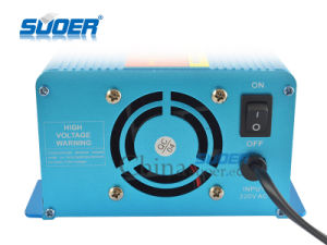 Suoer 12V 40A Universal Lead Acid Battery Charger with Ce RoHS (MA-1240E) pictures & photos