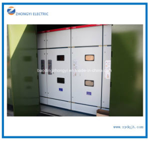 Gck Type Low Voltage Sf6 Ring Main Unit Electric Control Cabinet pictures & photos