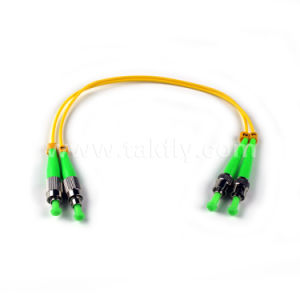 FC-FC Simplex/Duplex Fiber Optic Patch Cord pictures & photos