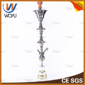 Egypt Patch Hookah Rivet Gourd Two Manual Welding Hookah Water Tobacco pictures & photos